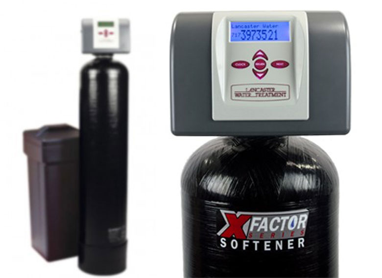 Lancaster X-Factor Series Water Softeners