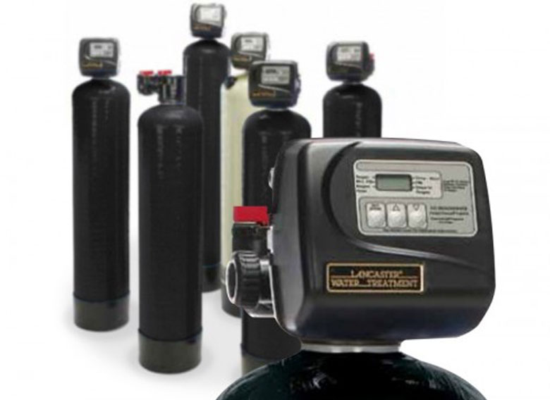 Lancaster Legacy Series Water Softeners