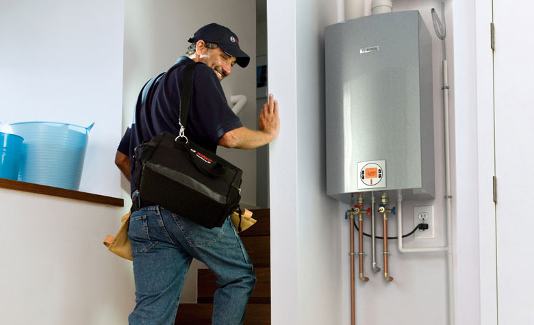 Call Totally tankless today to get your new Tankless Water Heater Installed!